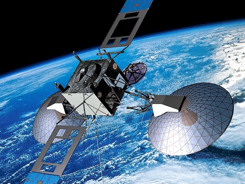 Satellite Market Access Image