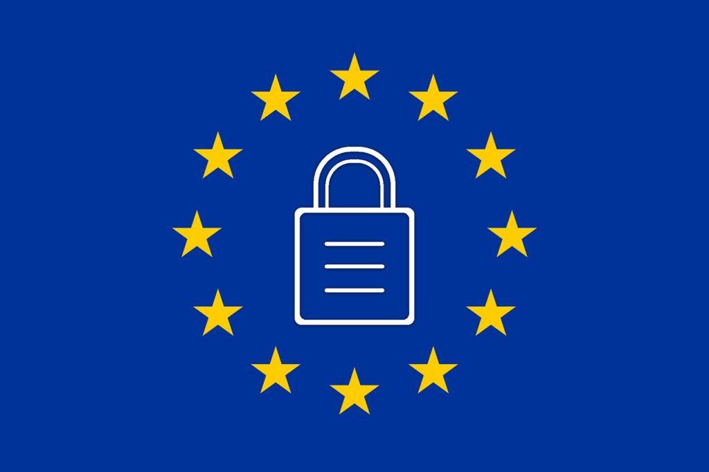 European GDPR General Data Protection Regulation