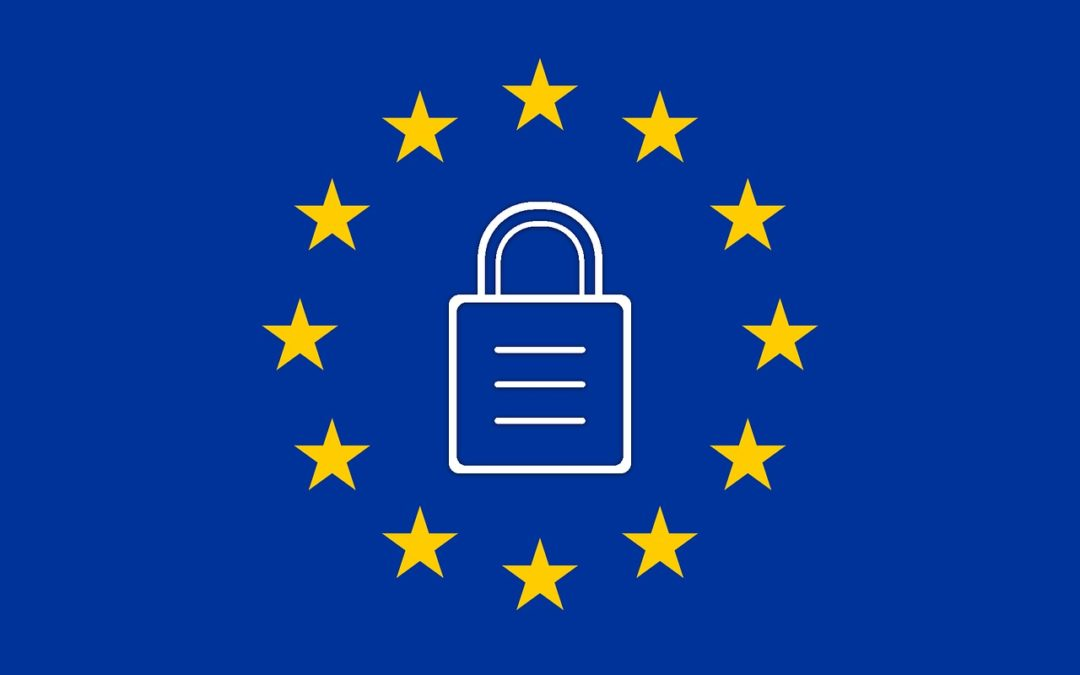 European GDPR General Data Protection Regulation