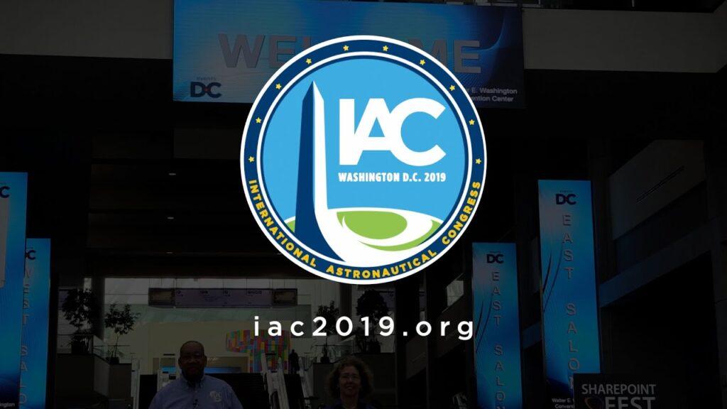 70th International Astronautical Congress IAC 2019