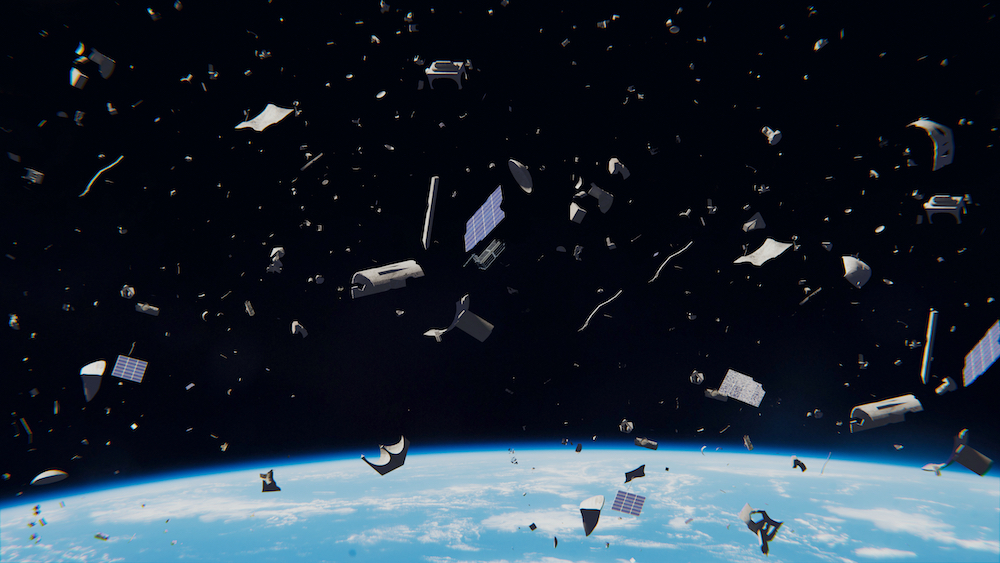 FCC Circulates Draft Orbital Debris Mitigation Report and Order