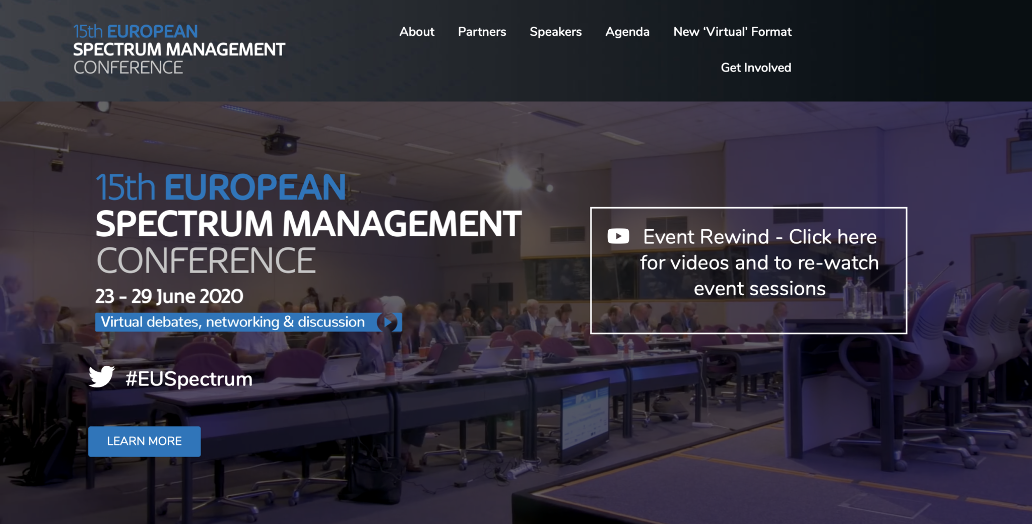 15th European Spectrum Management Conference